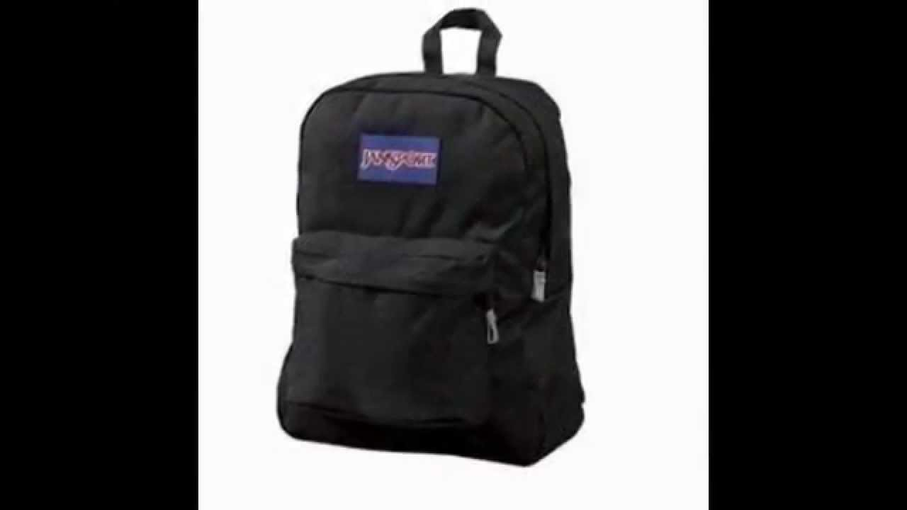 All Black Jansport Backpack bdNSe8wL