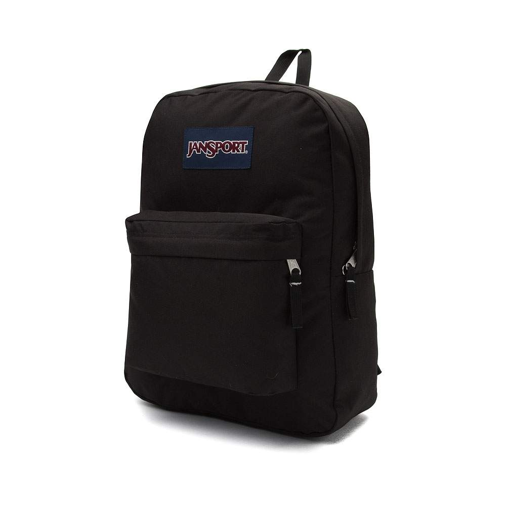 All Black Jansport Backpack rU9DVOhk