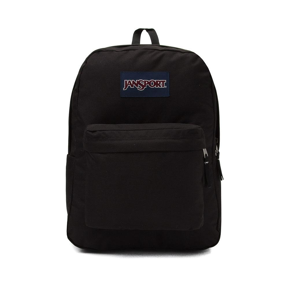 All Black Jansport Backpack jjkbttJo