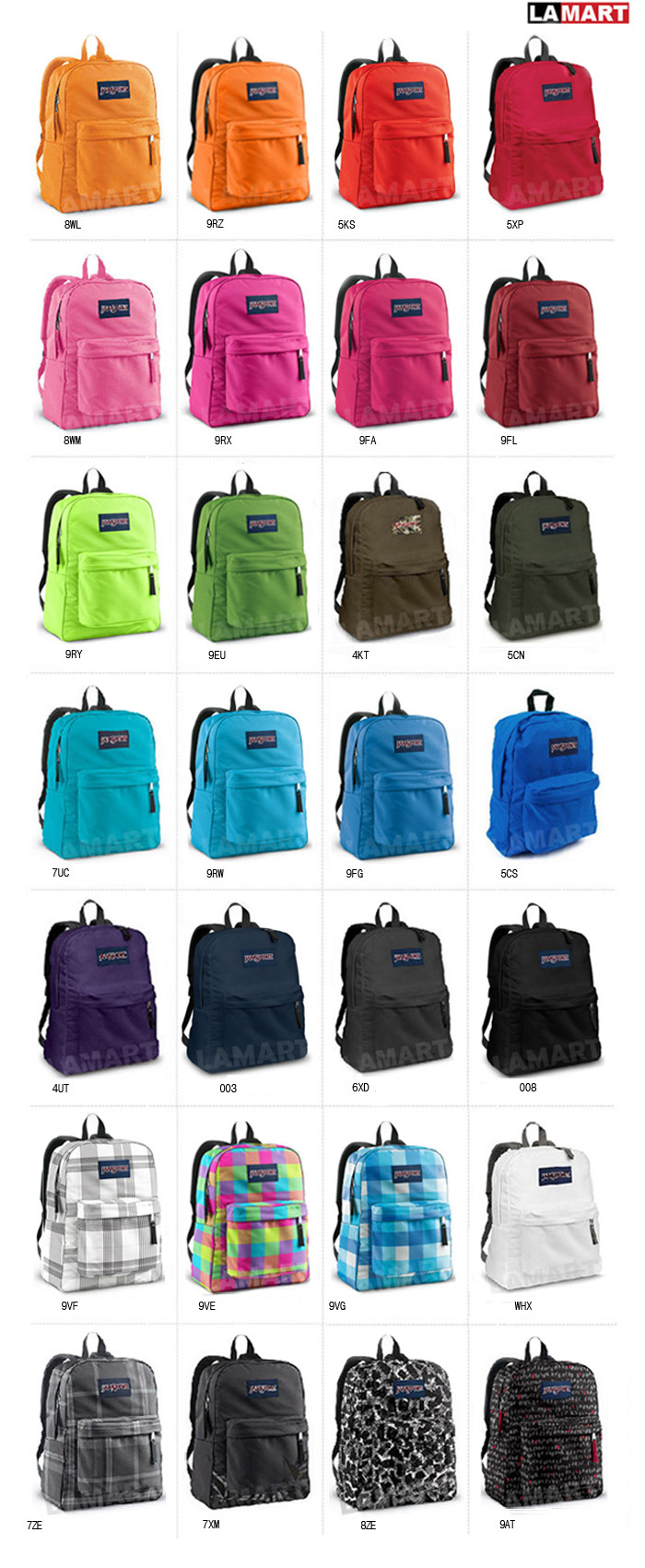 All Jansport Backpacks V98gteE7