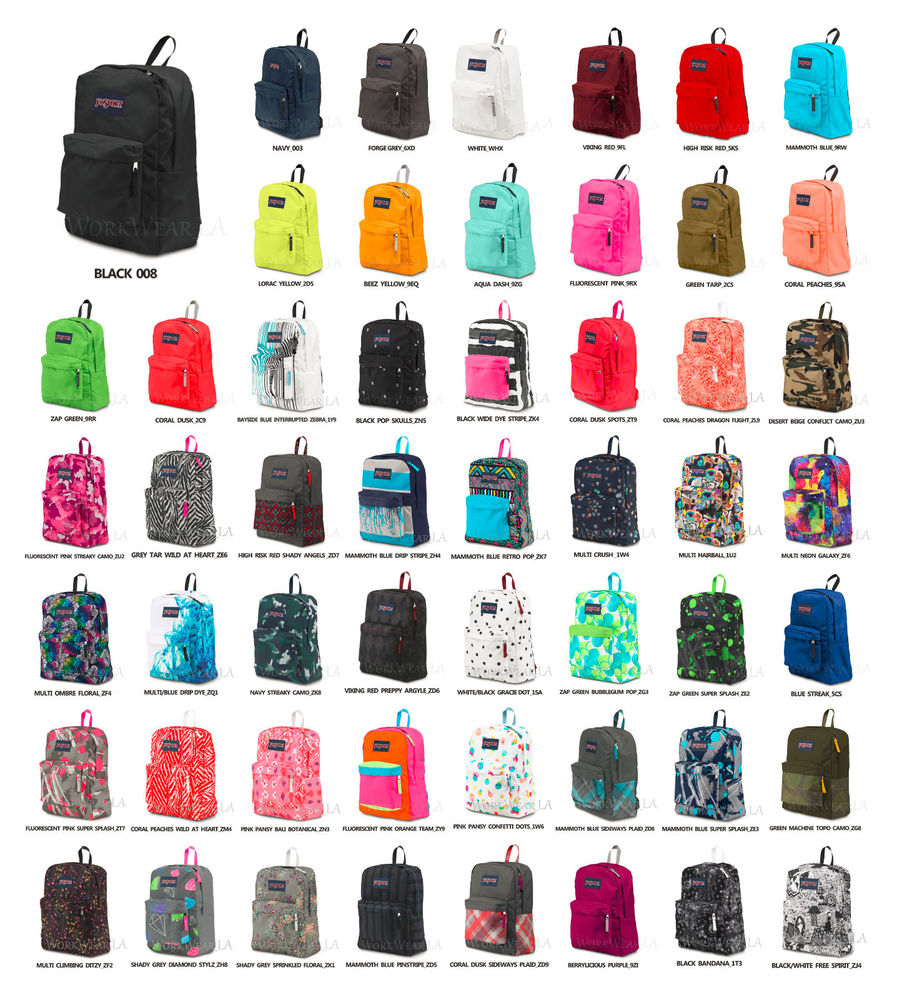 All Jansport Backpacks zRY2MFK4
