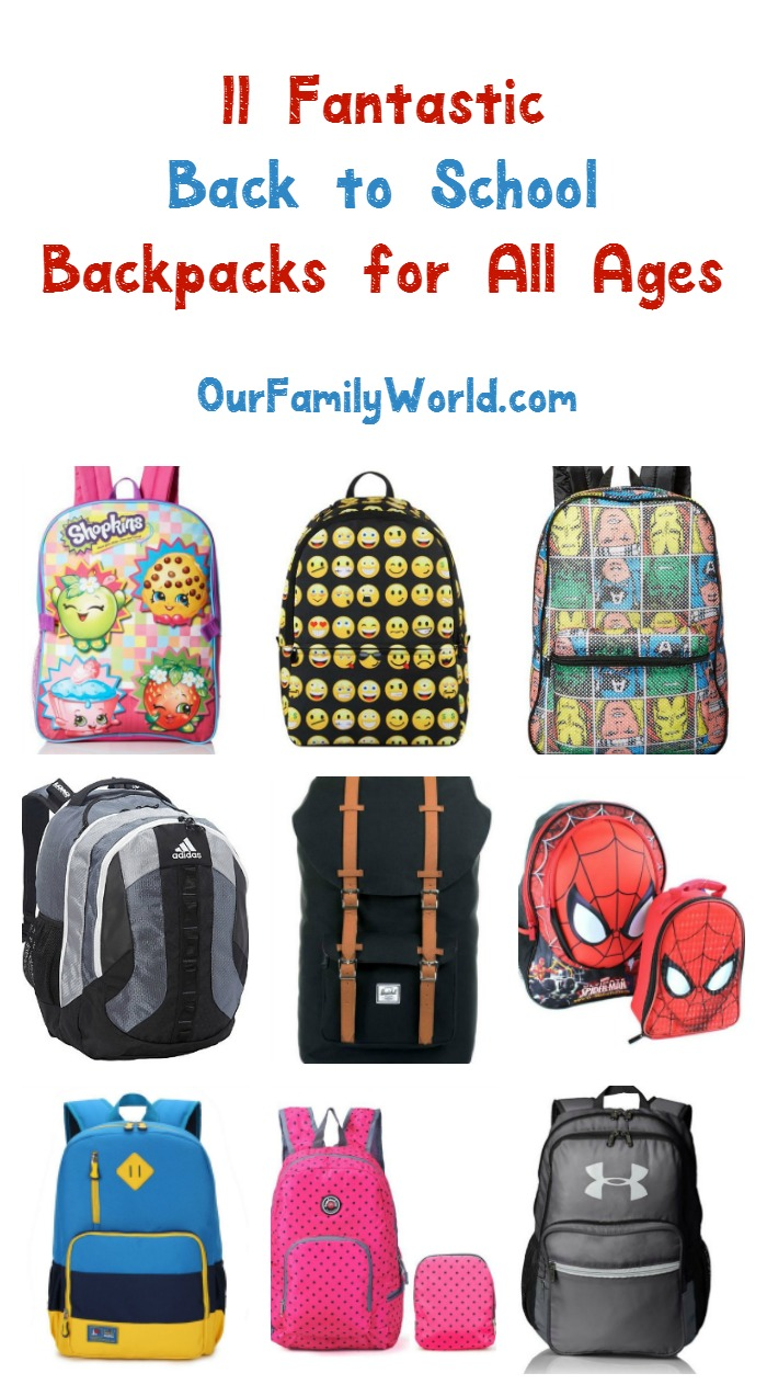 Back To School Backpacks For Girls leKEMbl8
