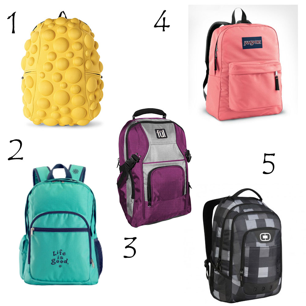 Back To School Backpacks For High School 8jfMBws7
