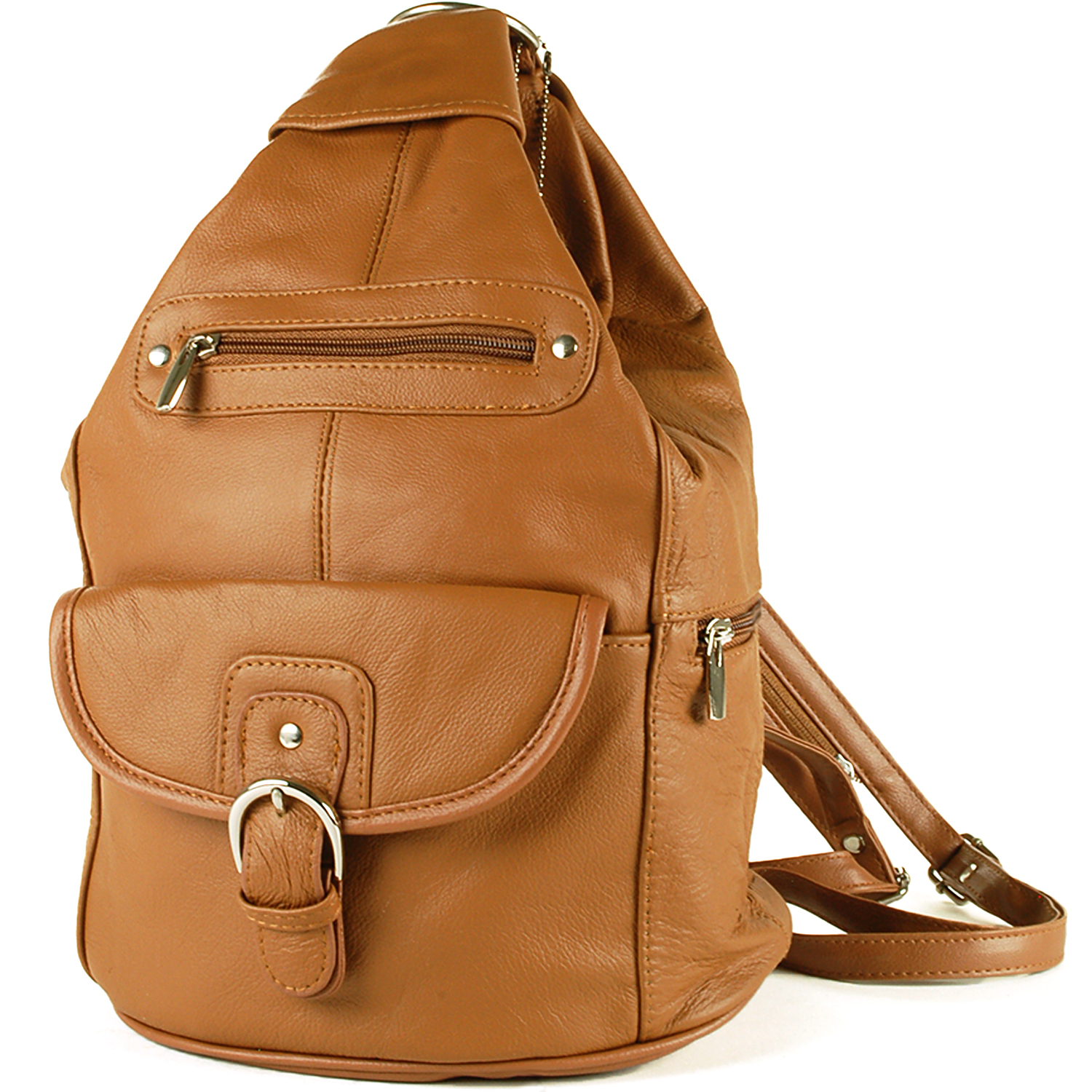 Backpack Leather Purse vrfYhNvF