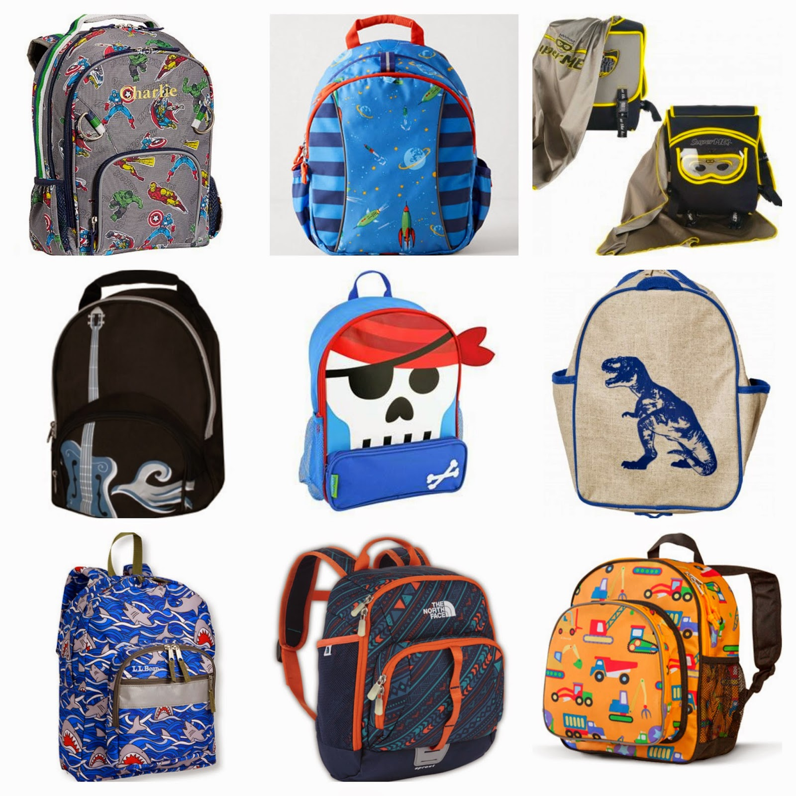 Backpacks For Kids Boys FDR3tnV0