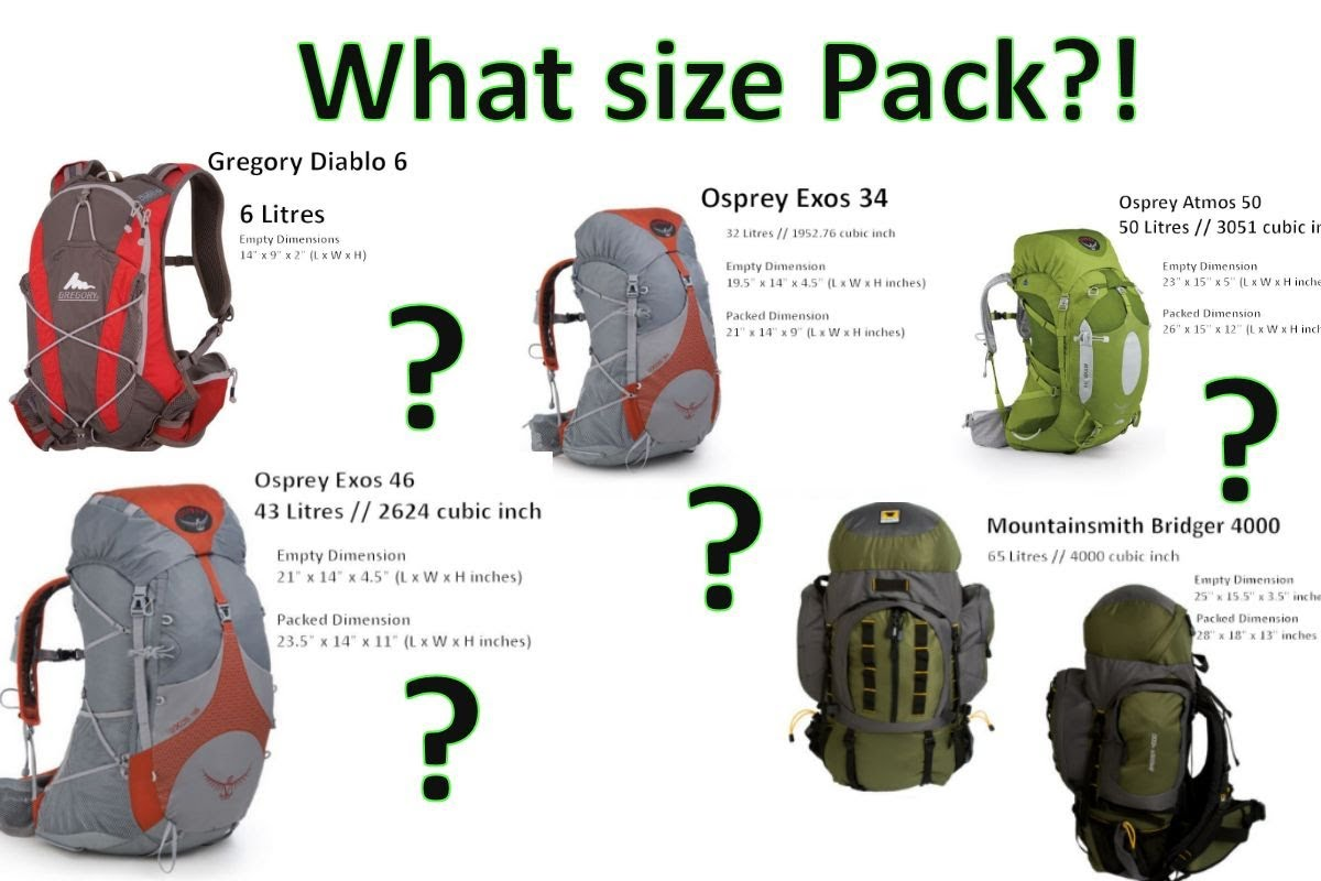 Best Backpacks For Backpacking qGBHbSW0