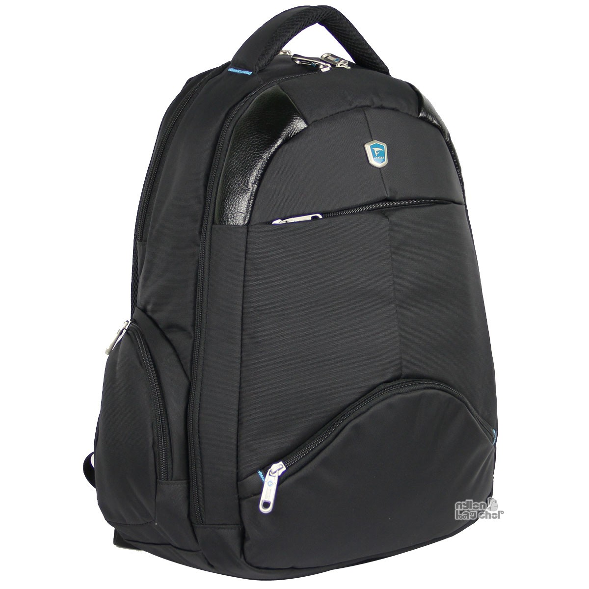 Black Laptop Backpack ulce3r8M