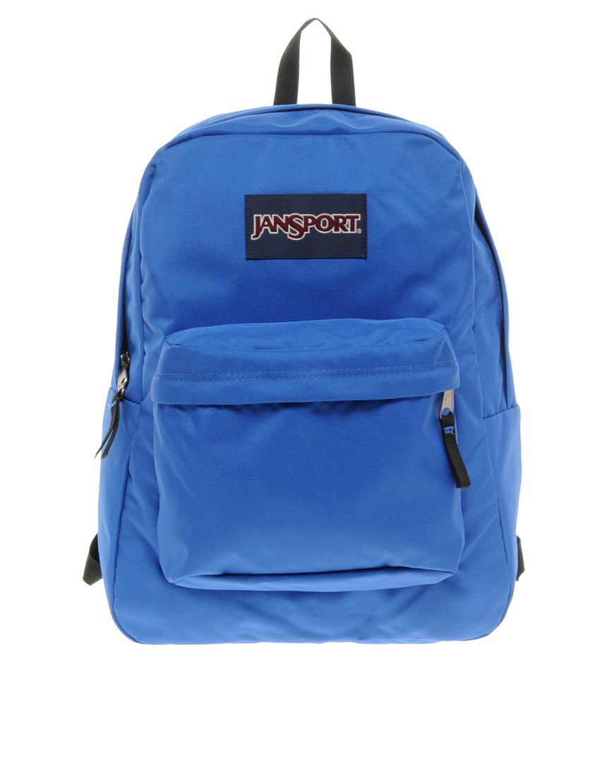 Blue Jansport Backpacks Vq7BOcgM