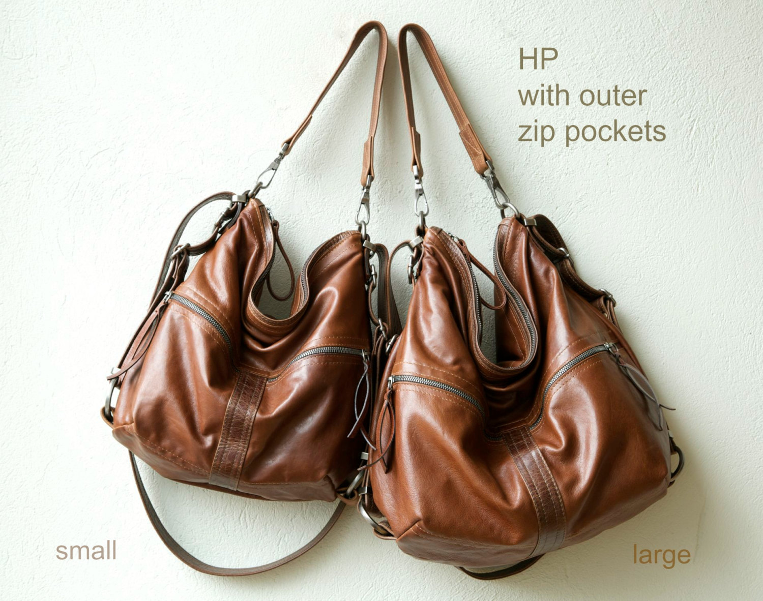 Brown Backpack Purse Qrcs5vO9