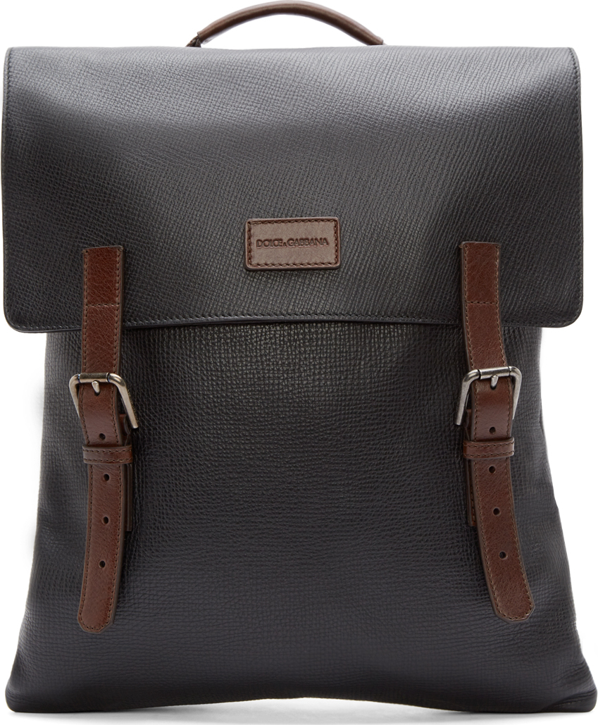 Classy Leather Backpack GSVSygvw