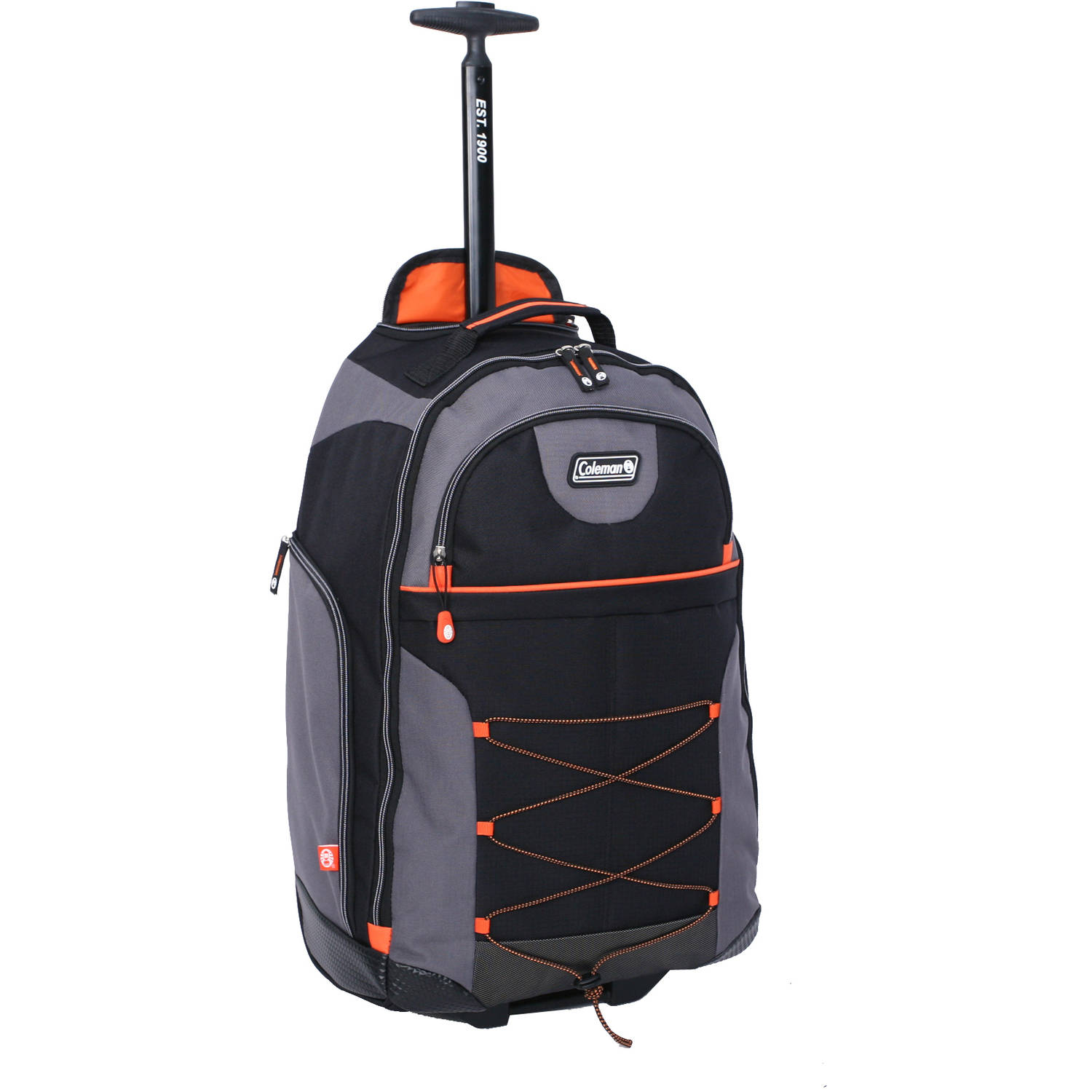 Coleman Rolling Backpack 6OlNh5uF