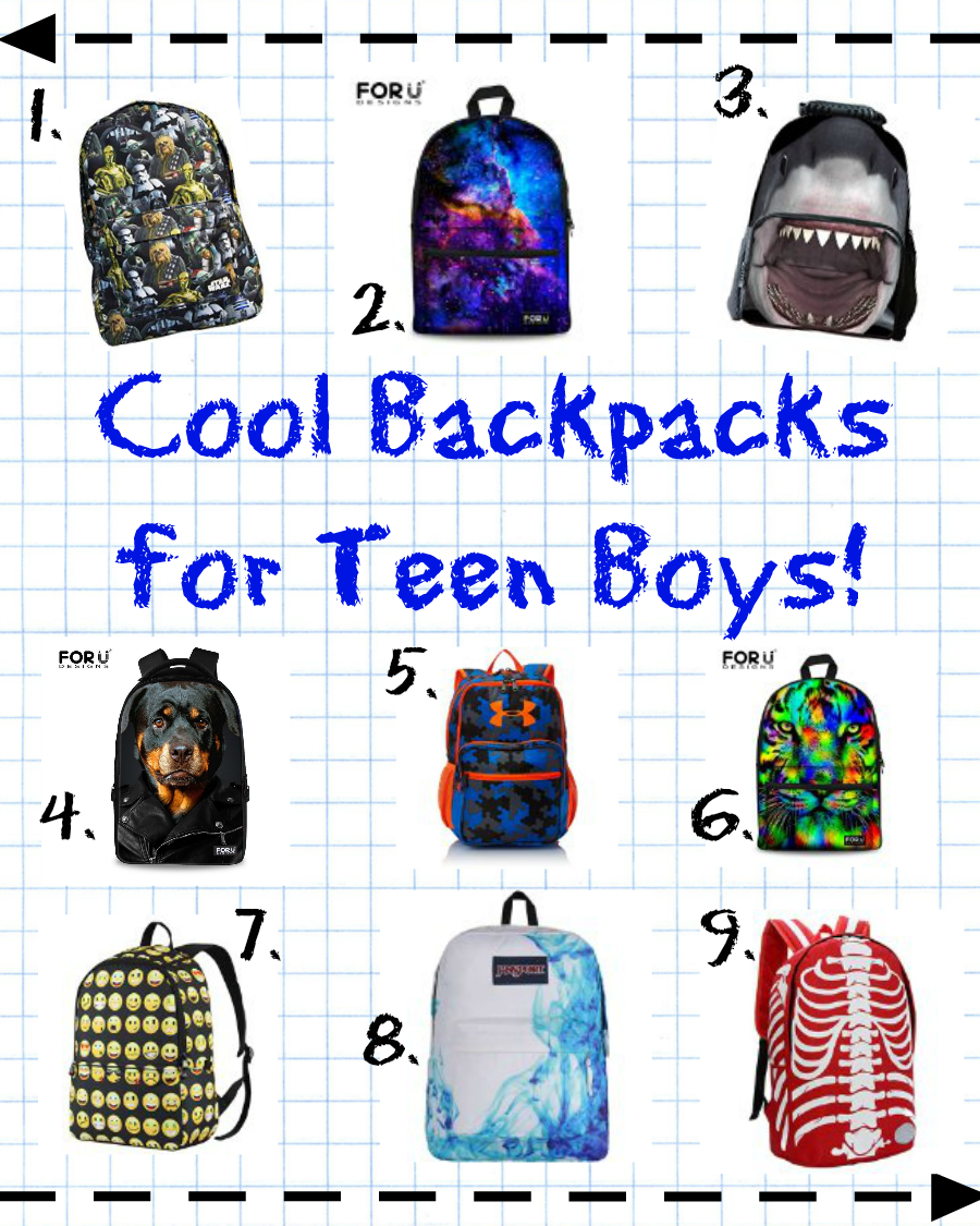 Cool Teen Backpacks Z3dWQC5F