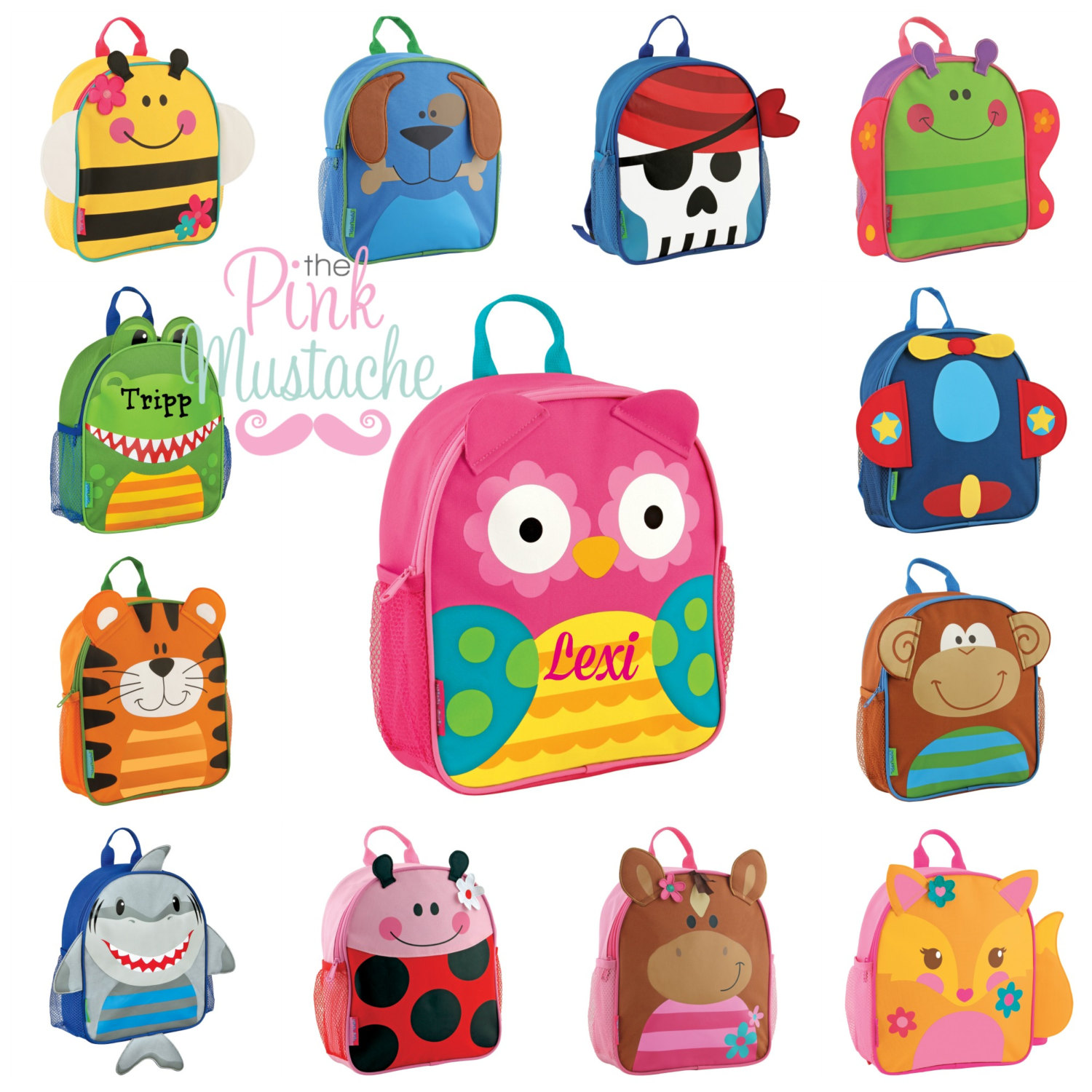 Custom Kids Backpacks YFpN3PzN