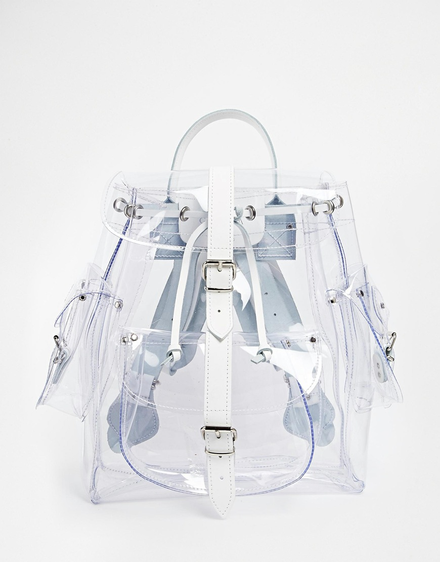 Cute Clear Backpacks EorZDEcd