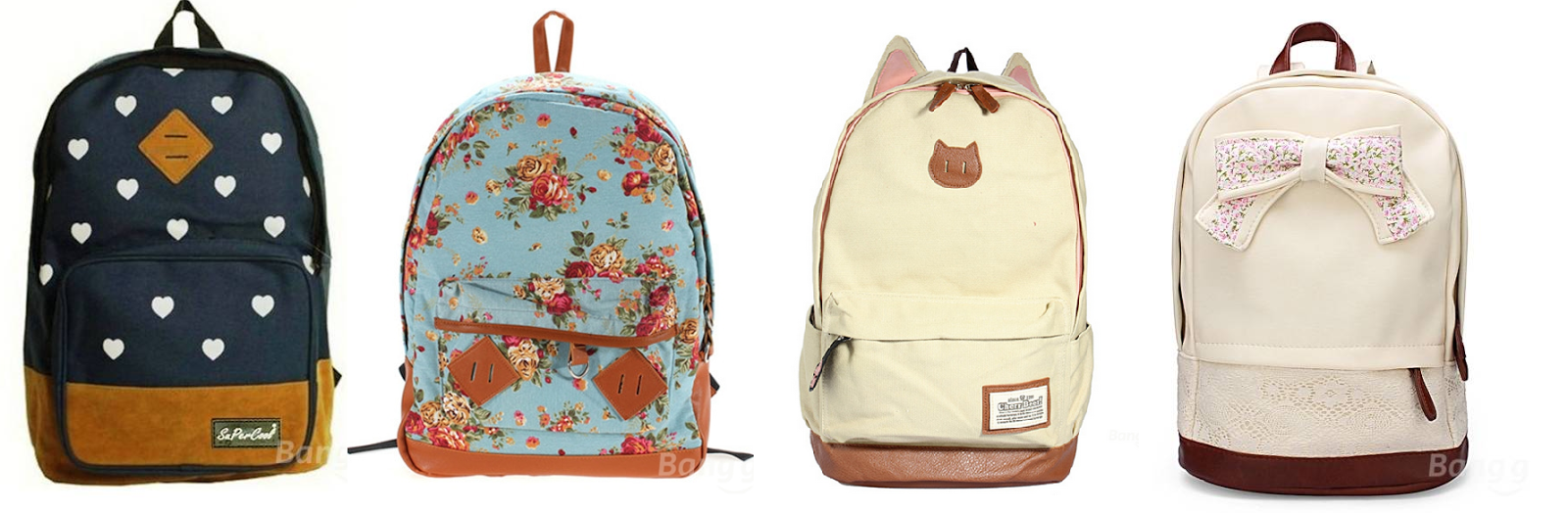 Cute Girly Backpacks kM6U2uEn