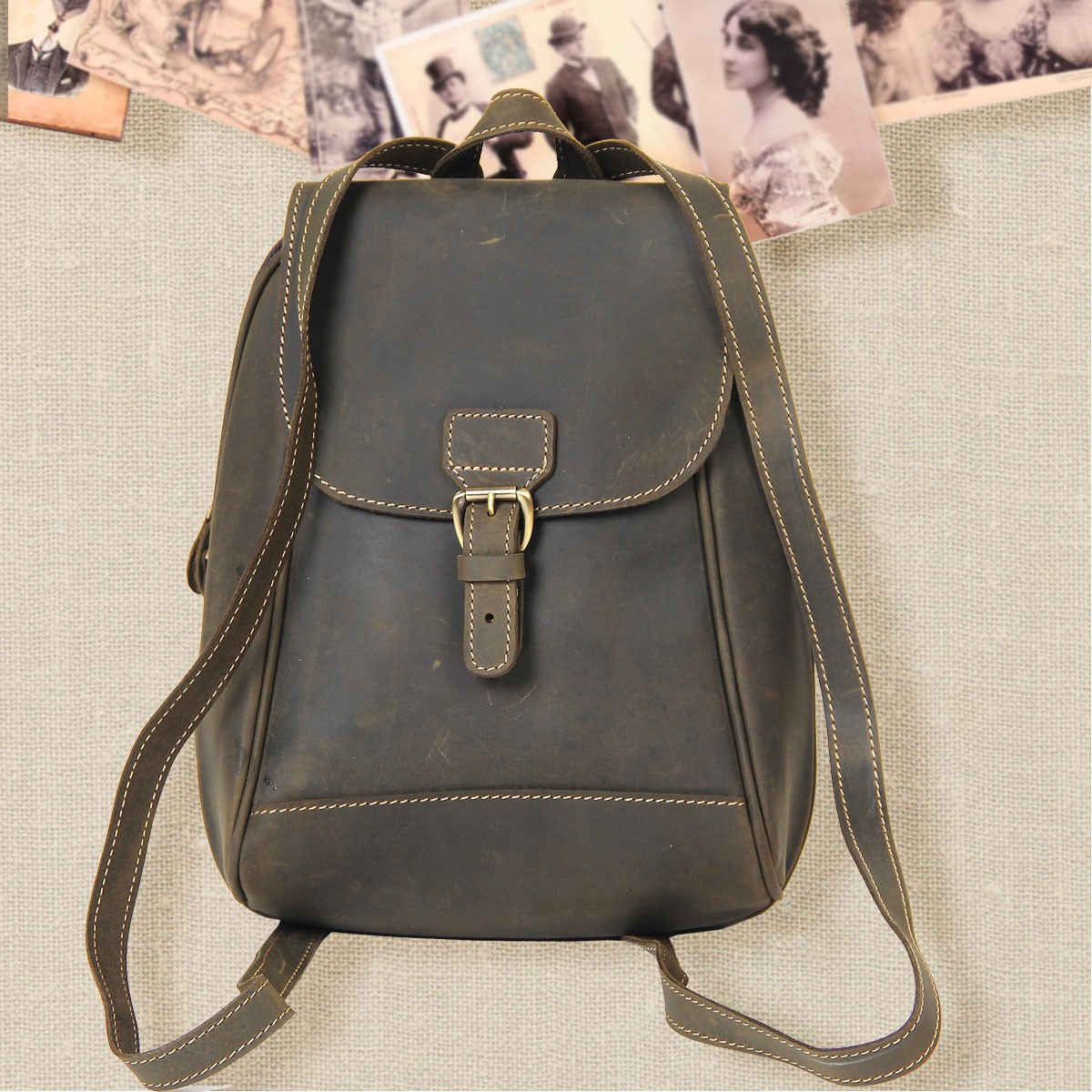 Cute Leather Backpacks EAzr1sTV