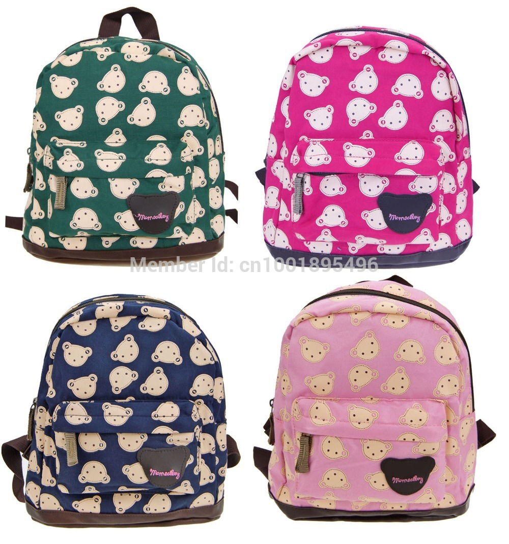 Cute Little Girl Backpacks ZRzbsz2f