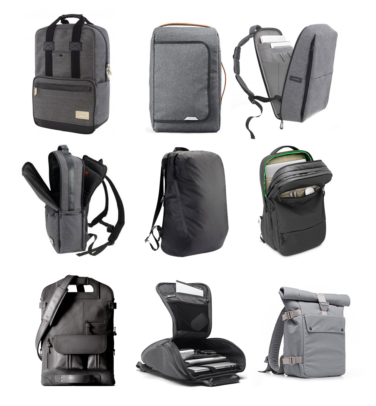 Designer Laptop Backpack kYweZltt