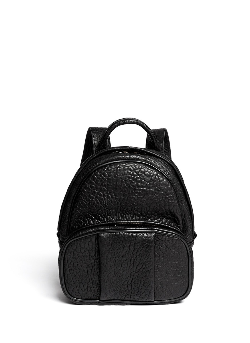 Designer Leather Backpacks Lr7UsNCB