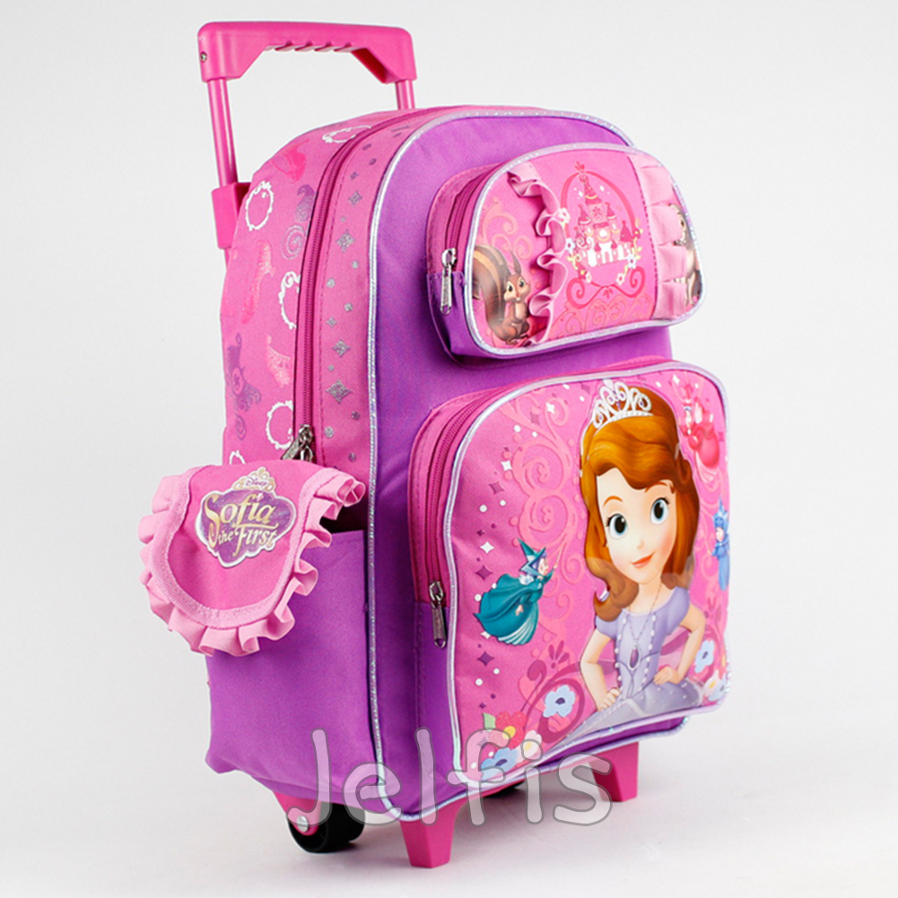 Frozen Rolling Backpack Upi8lrQA