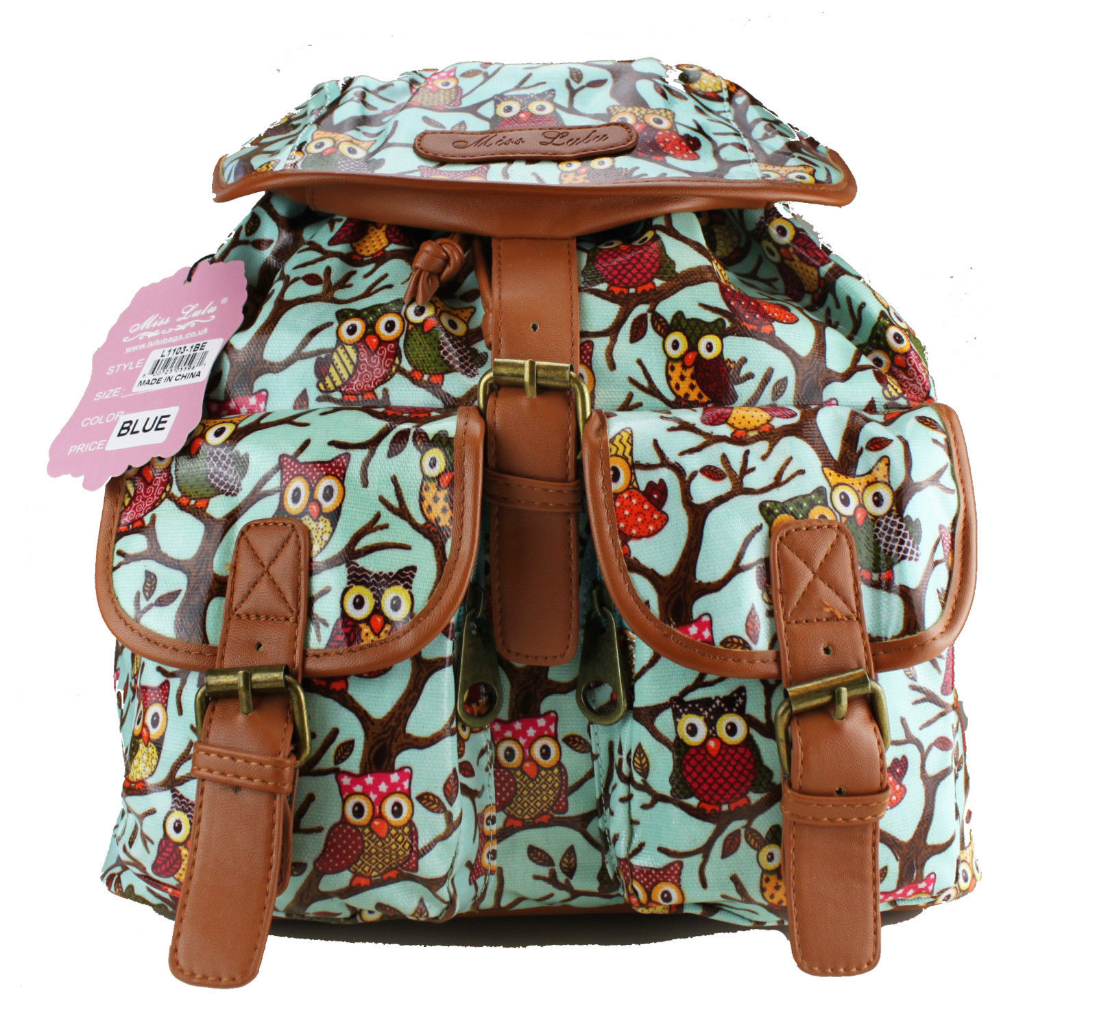 Girls Owl Backpack 94SfzU2Y