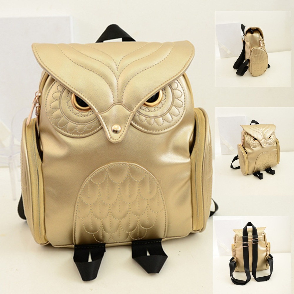 Girls Owl Backpack 3pERUx1F