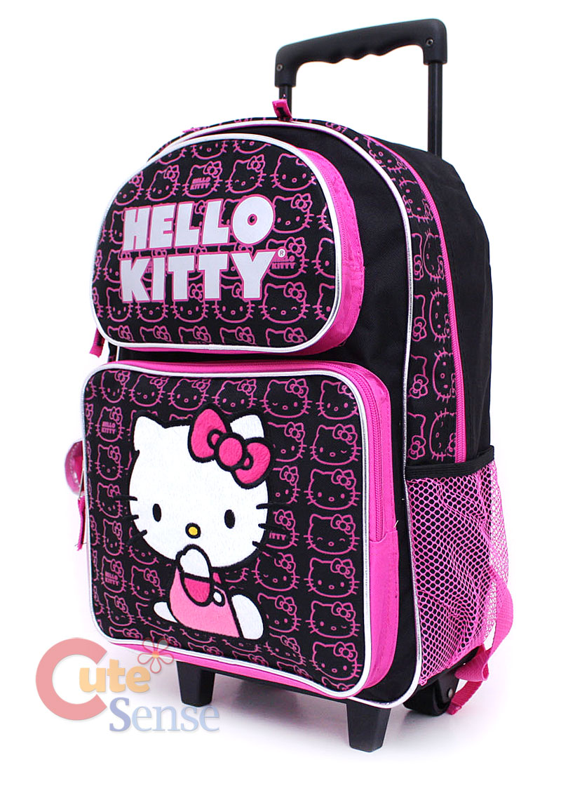 Hello Kitty Rolling Backpack Ax3mvHyf