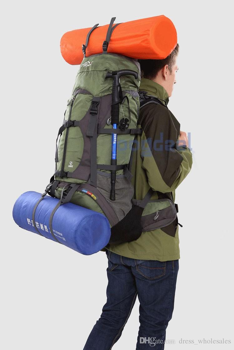 Hiking Camping Backpack PjWWiymu