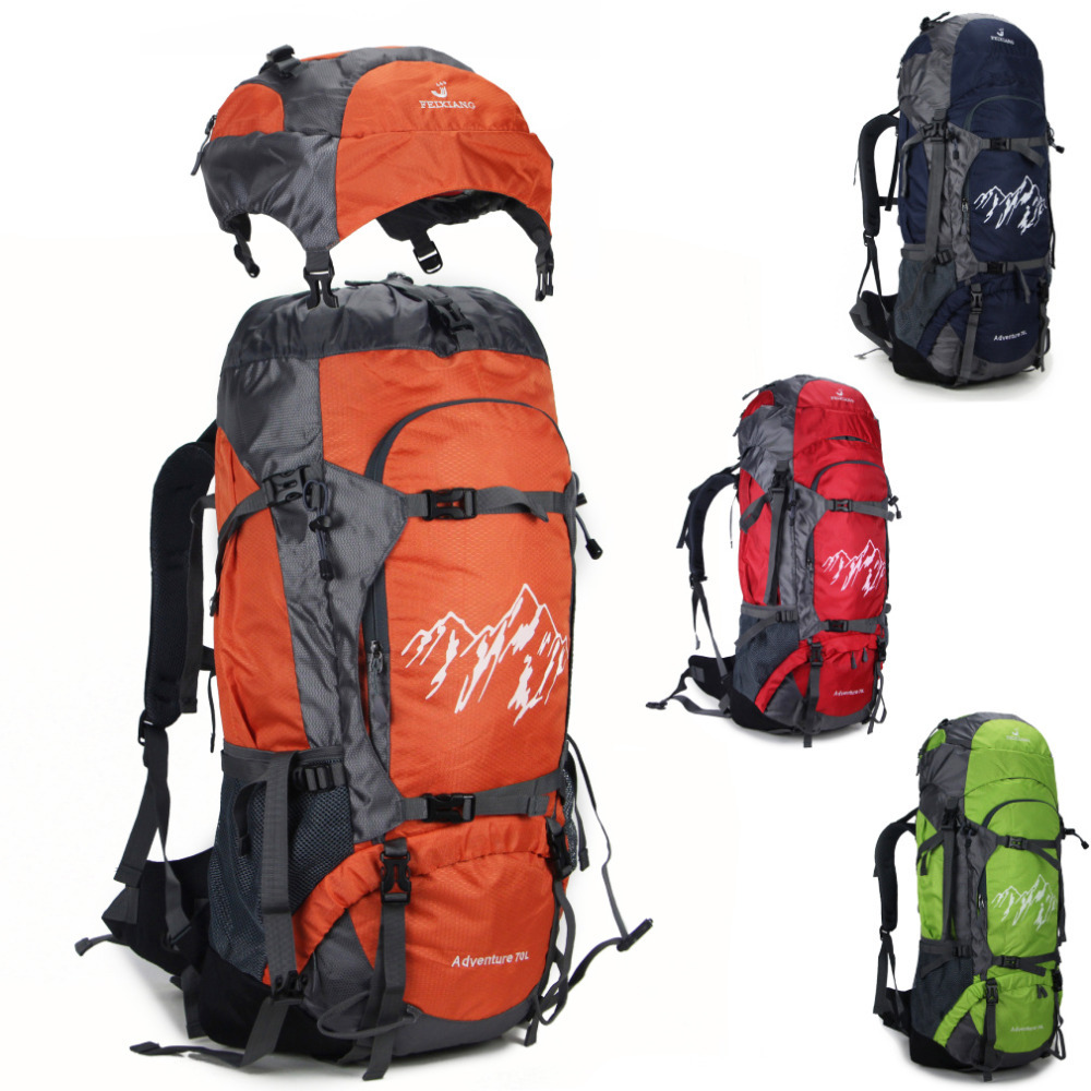 Hiking Camping Backpack Jjn8fIjE