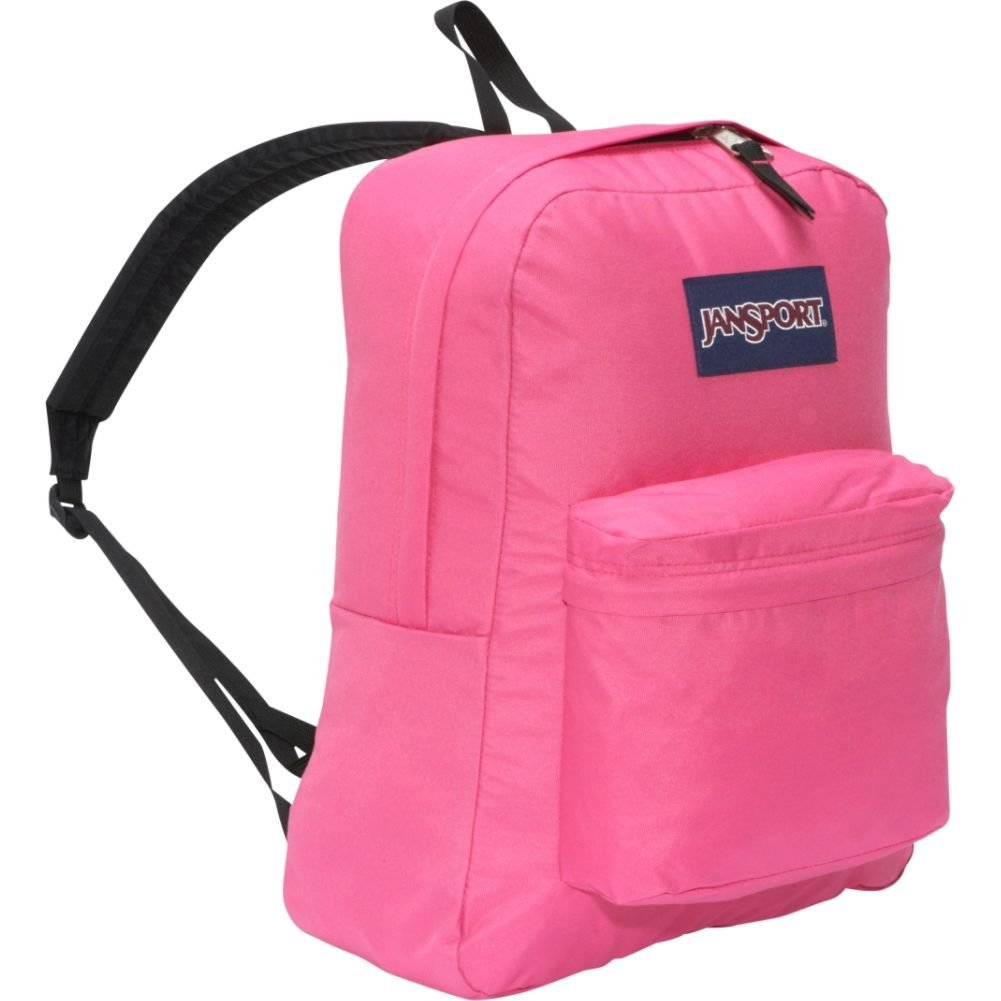Hot Pink Jansport Backpack QgQf4kd4