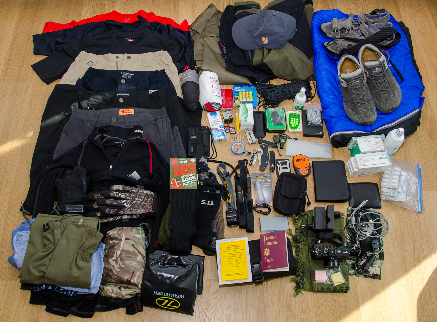 How To Pack A Hiking Backpack wUkUlg0x
