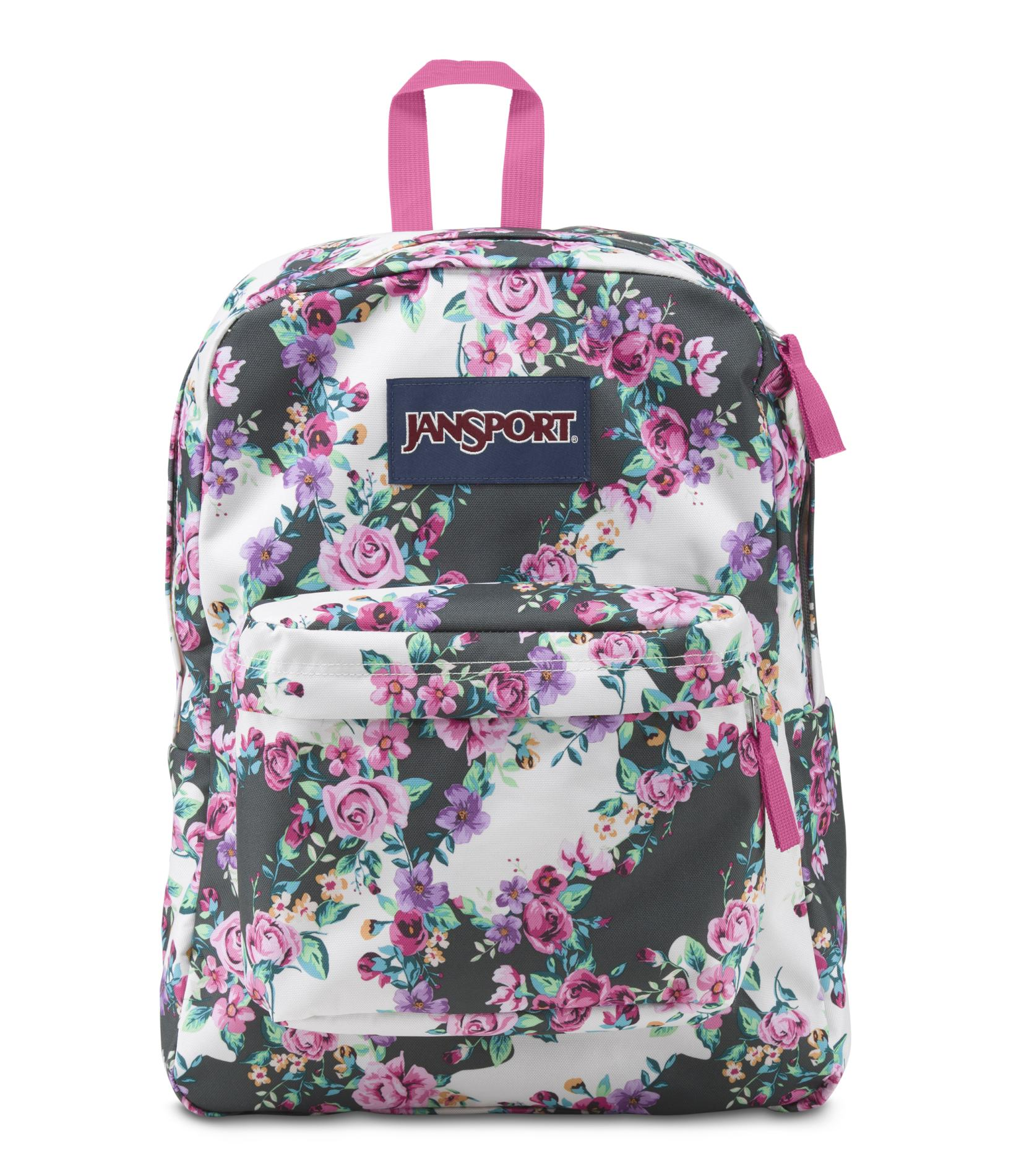 e3e981c753a8 Jansport Flower Backpack- Fenix Toulouse Handball