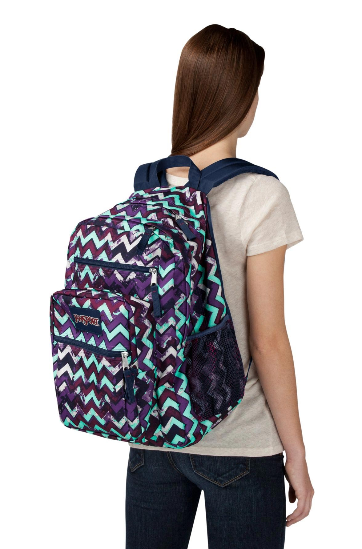 Jansport Big Student Backpack Clearance 00N6K2Eh