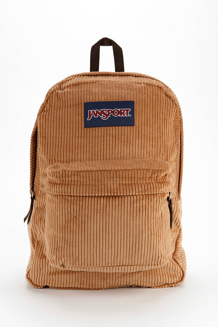 Jansport Corduroy Backpack IU2WbSNo