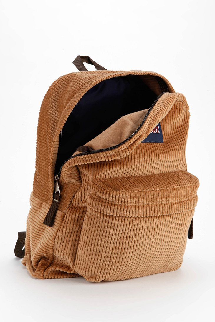Jansport Corduroy Backpack WIBLUM1X