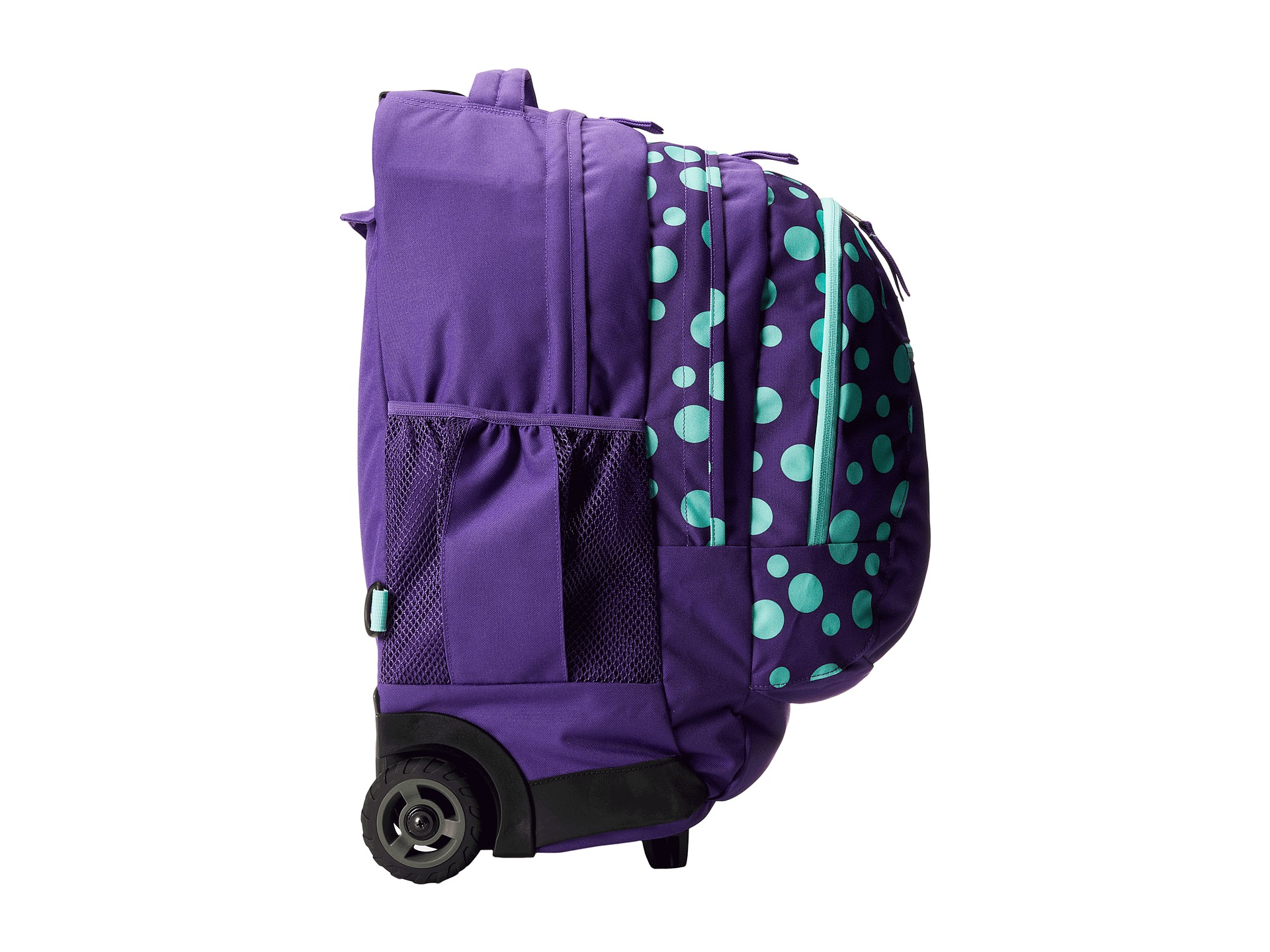 Jansport Driver 8 Wheeled Backpack 8Bj4Egqd