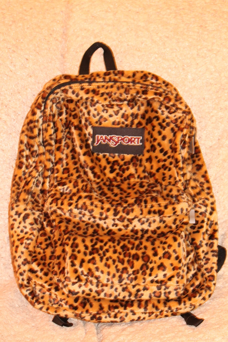Jansport Leopard Backpack KCcxR8kl