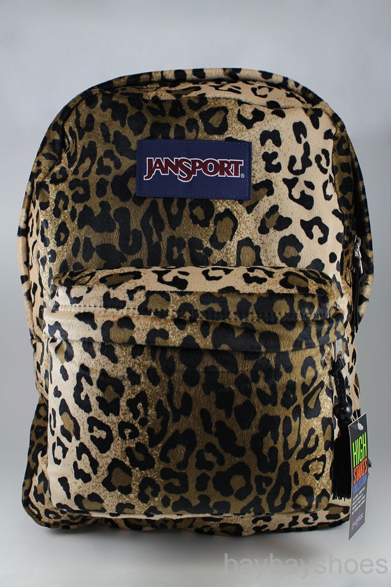 Jansport Leopard Backpack 6pJJHnzH