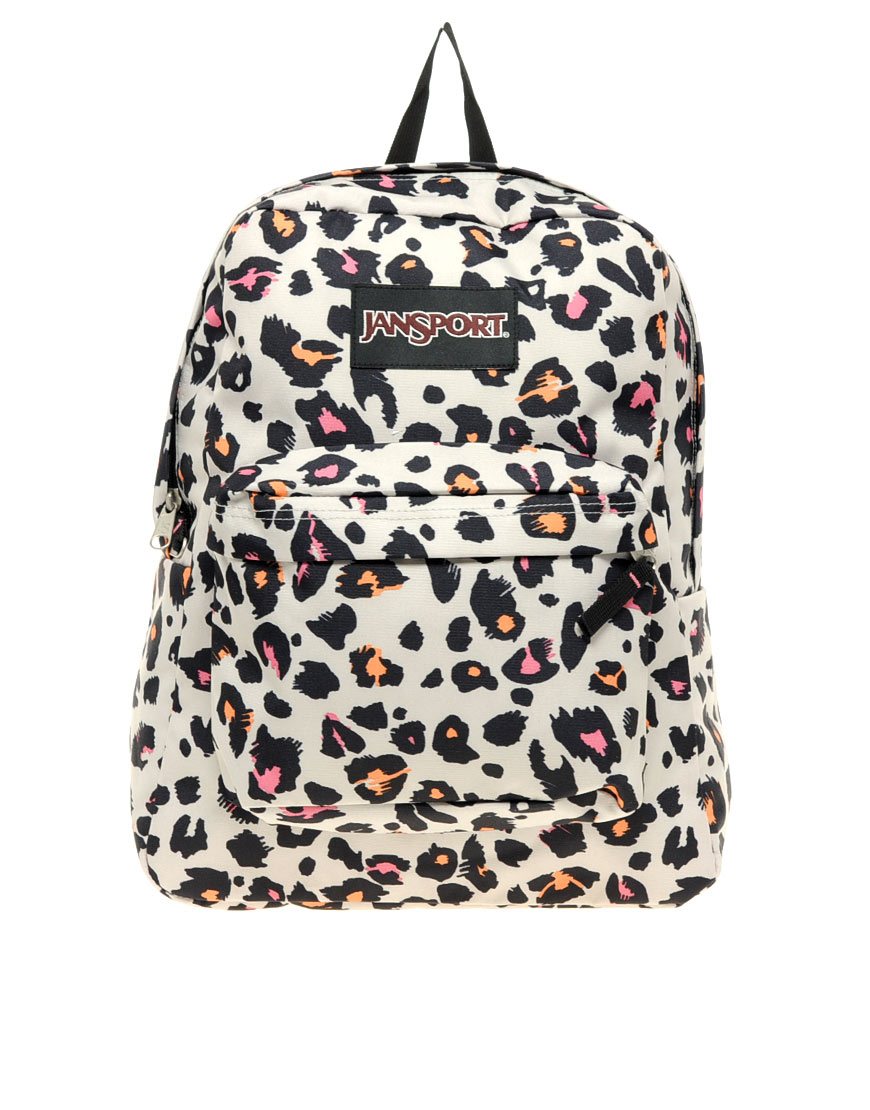Jansport Leopard Backpack c5l0h5MZ
