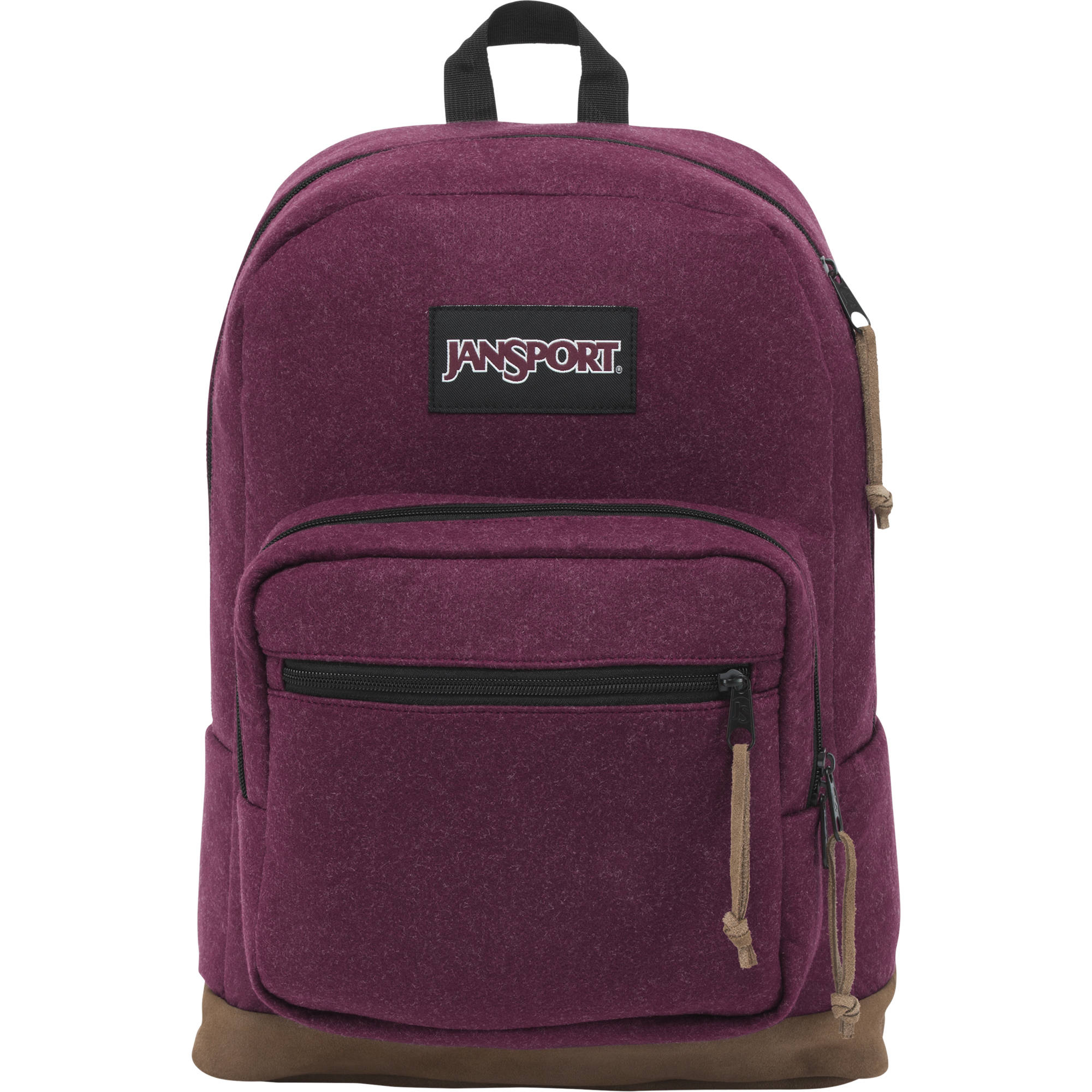 Jansport Maroon Backpack iIIVpkrN