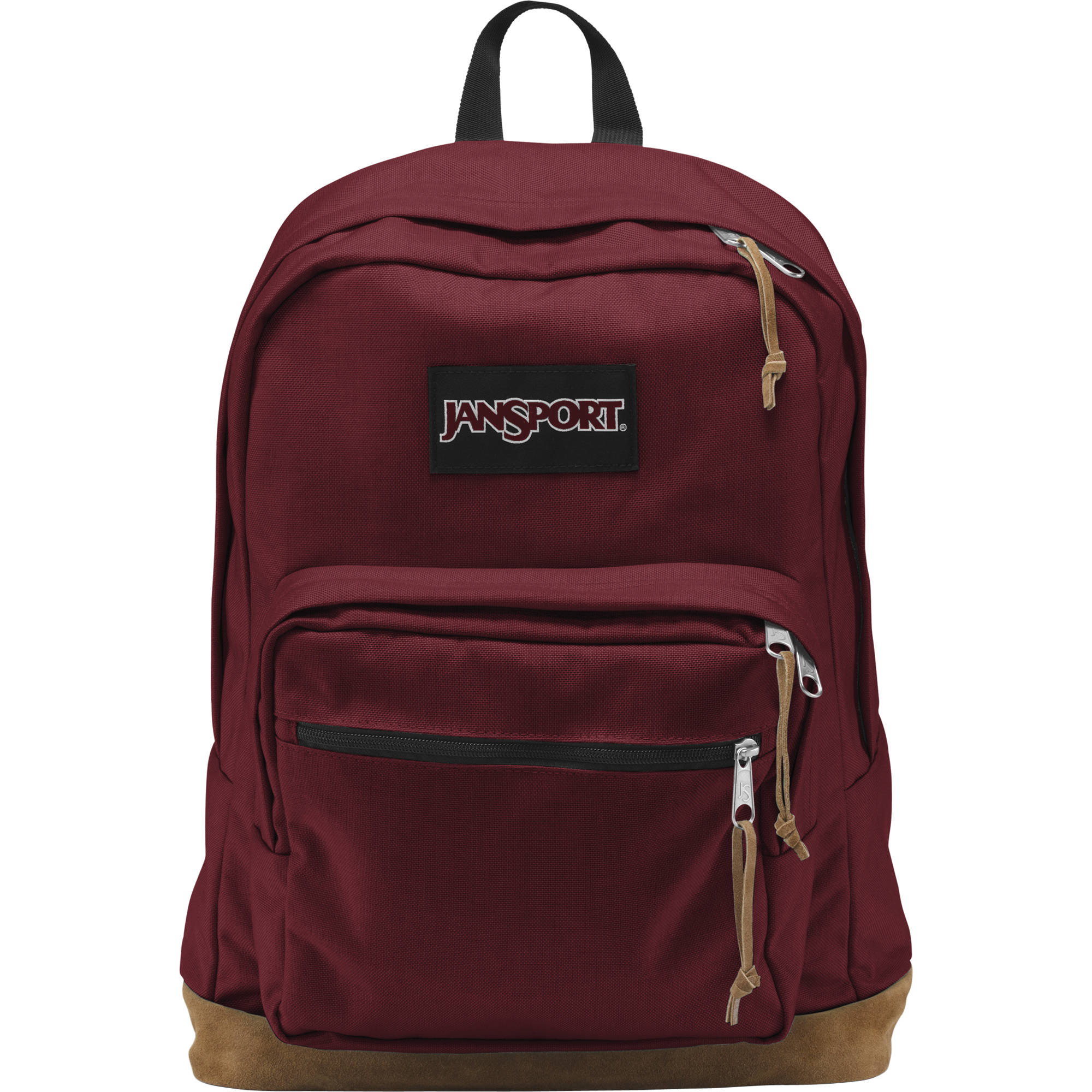 Jansport Maroon Backpack jisbFGCa
