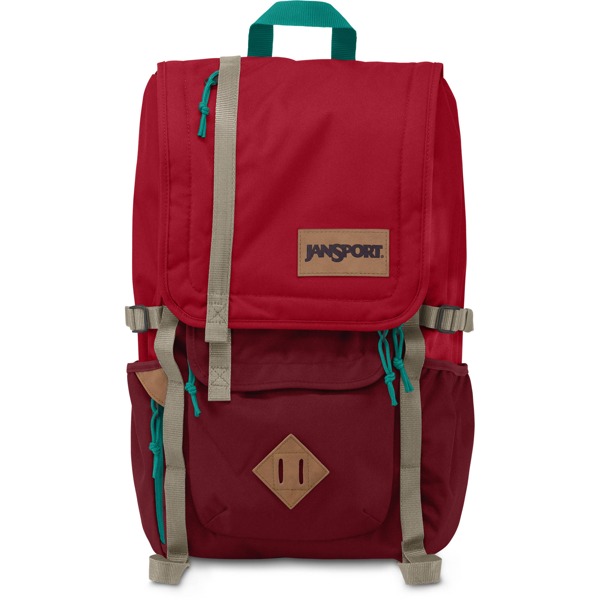 Jansport Red Backpack 6Lby2s8n