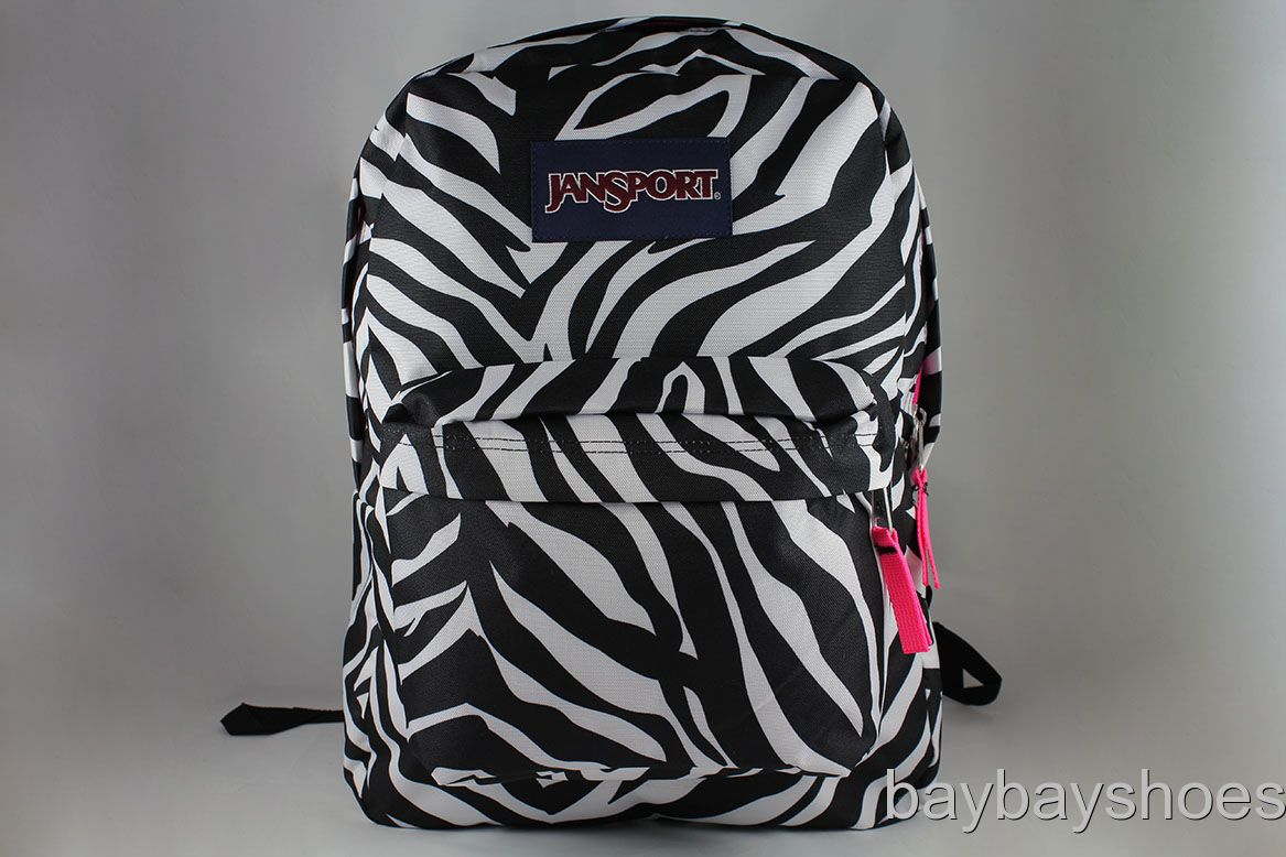 Jansport Zebra Backpack XaO39VNG