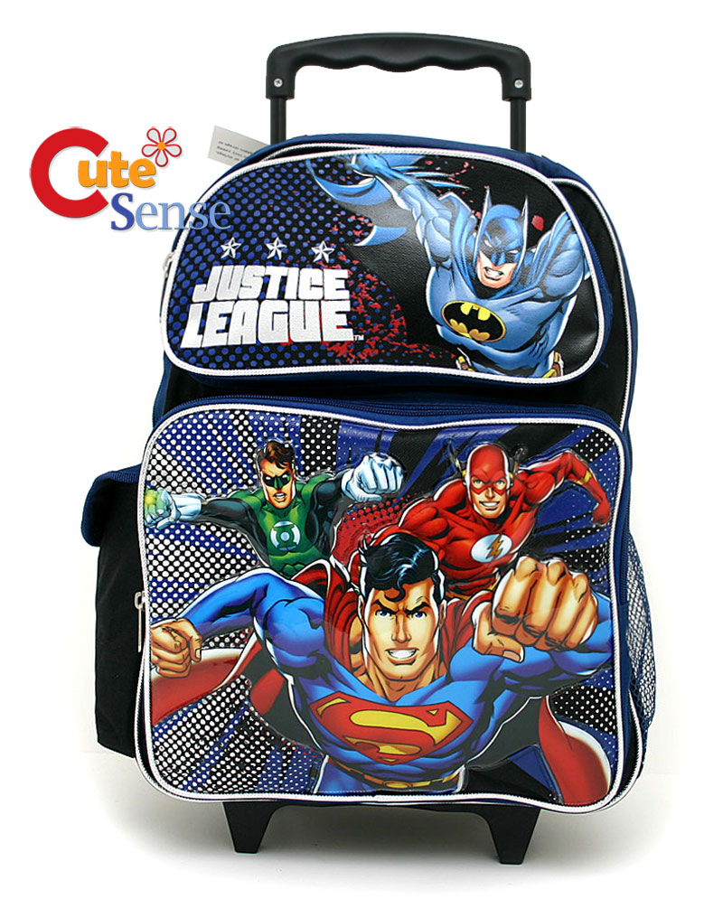 Justice Rolling Backpacks skwVKPQo