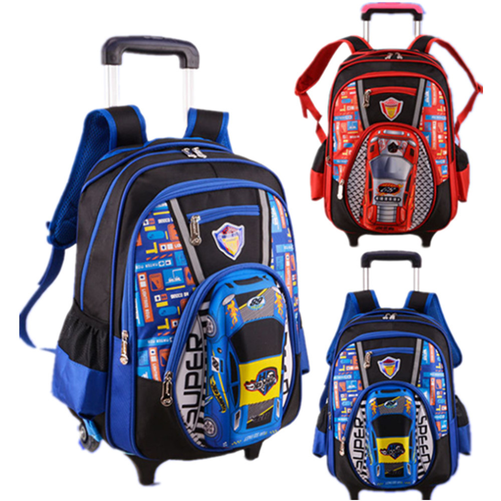 Kids Backpacks With Wheels 4FX5Am60