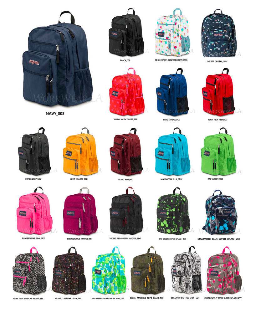 Large Jansport Backpacks QAQNnV18