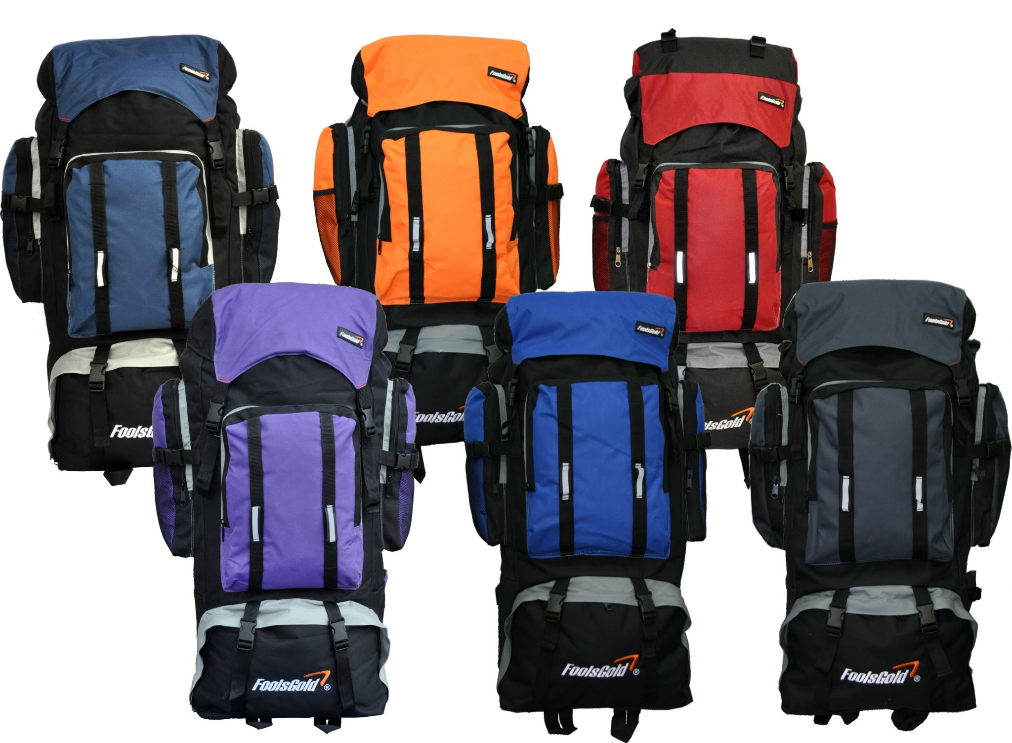Large Travel Backpack vsDUvaIz