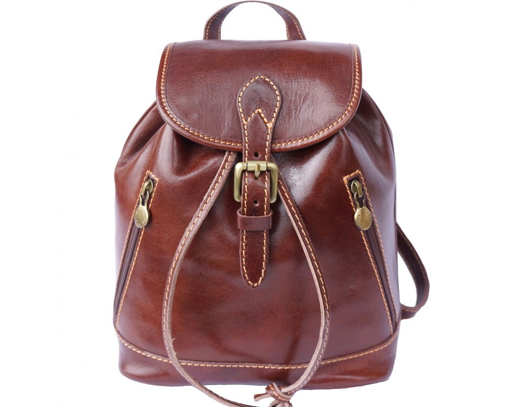 Leather Backpack Purse 26l23ksF
