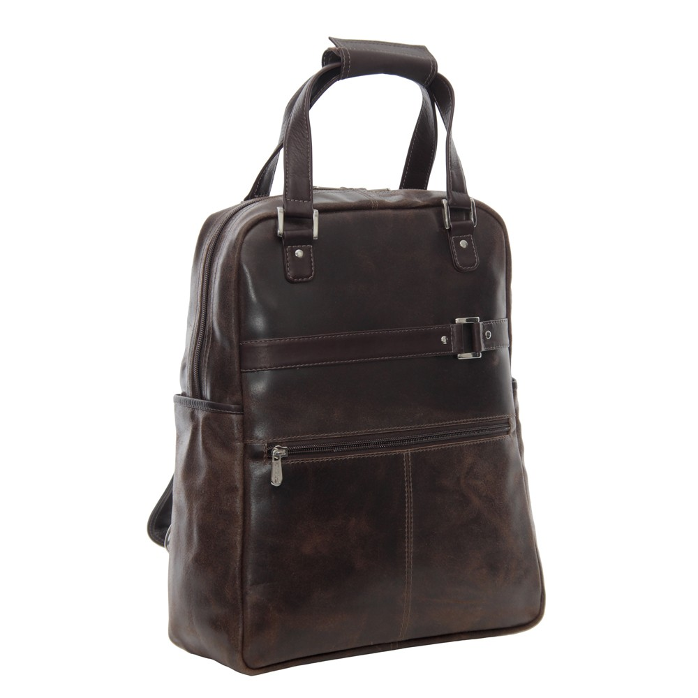 Leather Convertible Backpack 8RgnpSLz