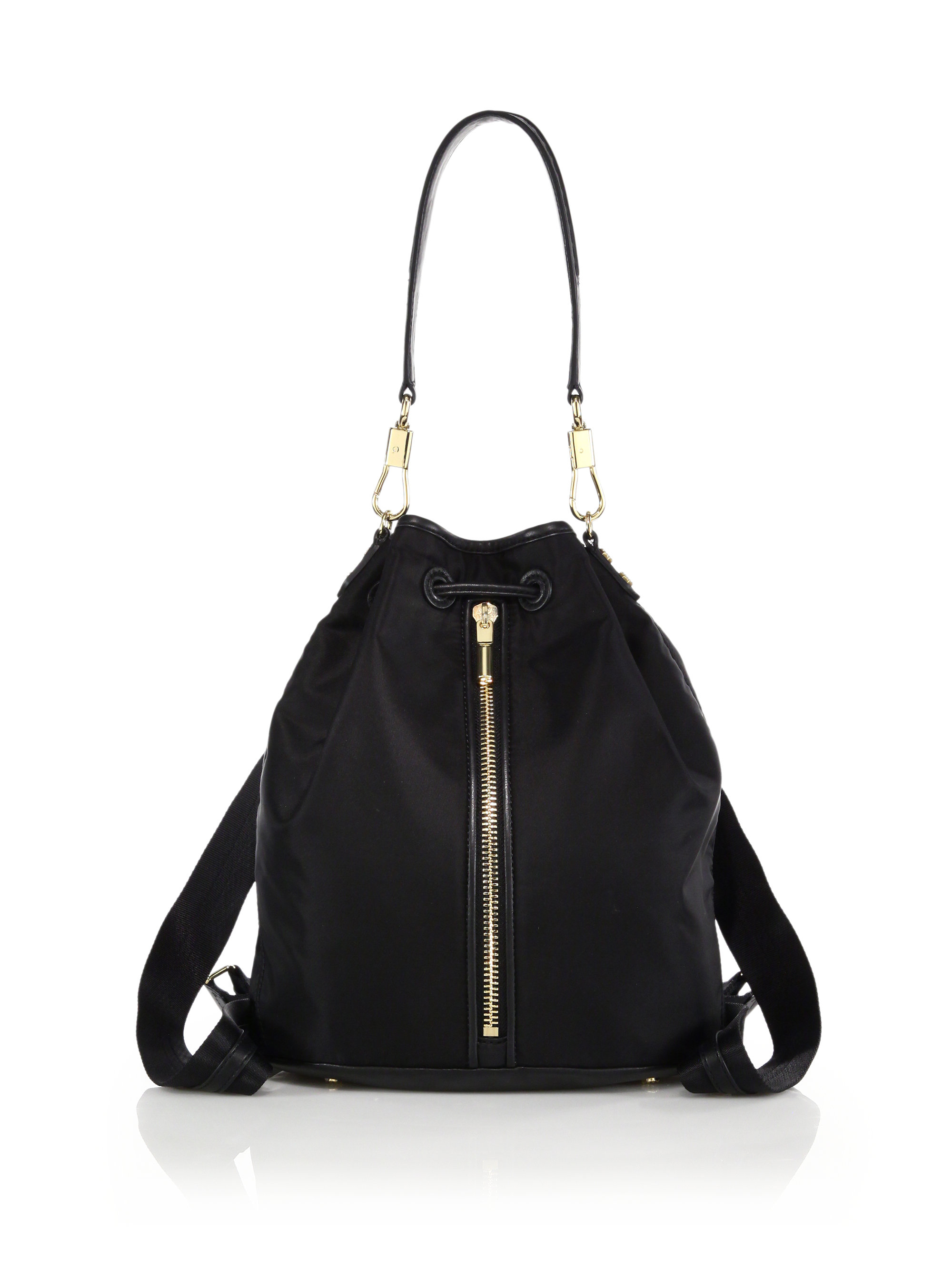 Leather Convertible Backpack Yzac93UC